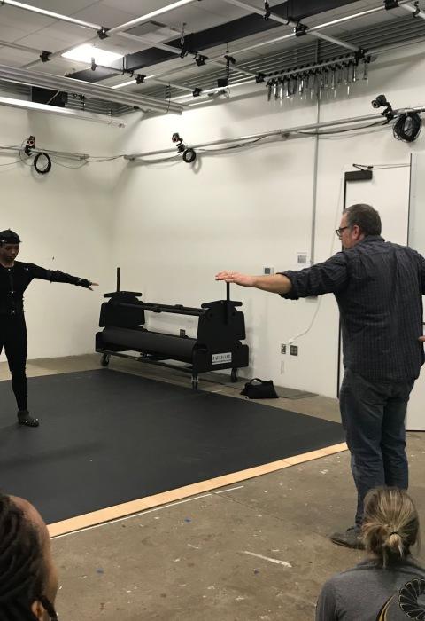 Ballet + MotionCapture